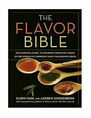The Flavor Bible : The Essential Guide to Culinary EB00K