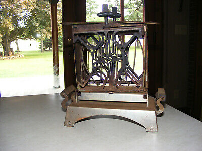 Antique Star Electric Swivel Arm Toaster