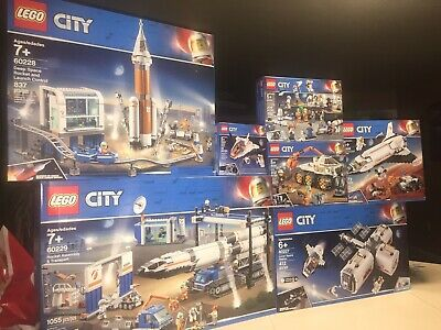 LEGO 60229 60228 60227 60226 60225 60224 City Space Mars FREE SHIPPING