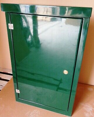 GRP Electric Kiosk Housing Meter Box Cabinets Enclosure (W750xD450xH1250)