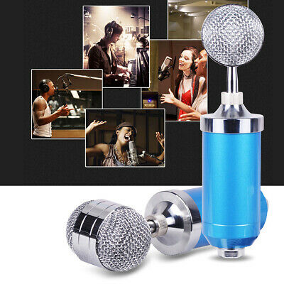 BM-3000 Pro Studio Recording Condenser Microphone Mic with Metal Shock Mount