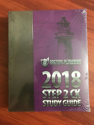 DOCTORS IN TRAINING (DIT) Step 2 Ck 2018 Study Guide Book