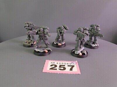 Warhammer 40,000 Space Marines Primaris Intercessors Squad 257