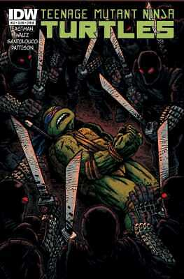 Teenage Mutant Ninja Turtles #23 1St Print Idw 2011 Cover B Eastman