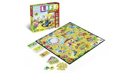 Game Of Life Junior Board Game from Hasbro Gaming by Hasbro Gaming 338/5849