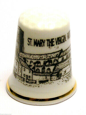 Fingerhut Thimble - St. Mary the Virgin Worstead
