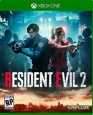 Resident Evil 2 Xbox One DOWNLOAD NO CD Fast SHIPPING All Languages ONLINE