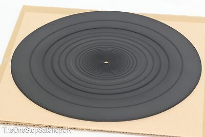 Technics RGS0008 Genuine Turntable Rubber Platter Mat, SL-1000, SL-1200, SL-1210