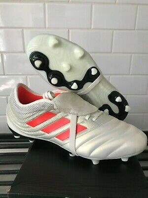 8a1a122a2 ADIDAS MEN'S COPA Gloro 19.2 FG Soccer Cleats (Off White/Red) D98060 ...