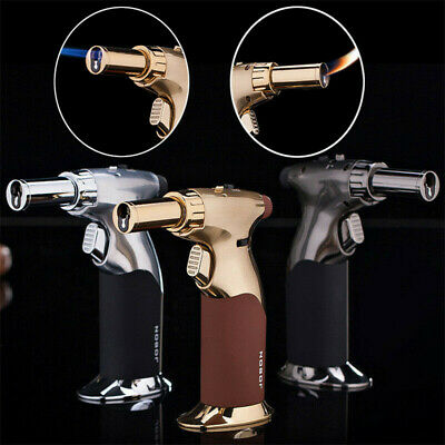 Jobon Windproof Adjustable Jet Torch/ Normal Flame Refill Butane Cigar Lighter