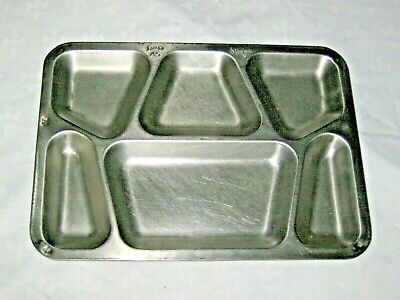 Australian WW2 1945 Dept of Defence Broad Arrow Army Mess Hall Meal Serving Tray