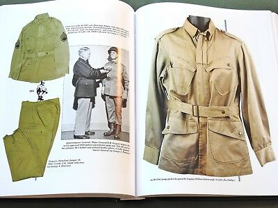 """""""Heroes In Our Midst Vol. 2"""" Us Ww2 Paratrooper Airborne Jacket Reference Book"""