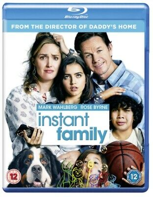 NEW Instant Family Blu-Ray (8318414)
