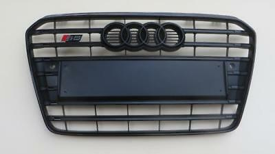 Front Radiator Grille Cover Audi A5 S5 Facelift 8T ab 2011-2016 8T0853651N