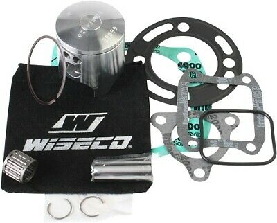 Wiseco Moto Top End Pistone W/ Kit Guarnizione 48.50MM Stock Compressione PK1216