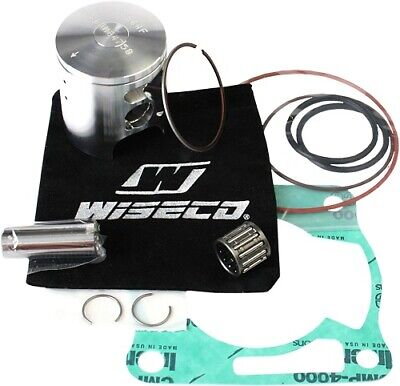 Wiseco Moto Top End Pistone W/ Kit Guarnizione 47.50MM Stock Compressione PK1202