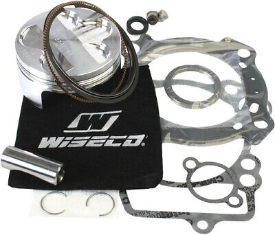 Wiseco Moto Top End Pistone W/ Kit Guarnizione 77MM 12.7:1 Compressione PK1241