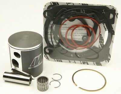 Wiseco Moto Top End Pistone W/ Kit Guarnizione 64MM Stock Compressione PK1869