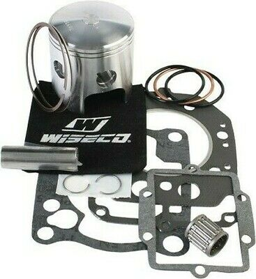 Wiseco Moto Top End Pistone W/ Kit Guarnizione 72MM Stock Compressione PK1619