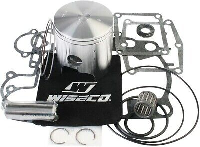 Wiseco Moto Top End Pistone W/ Kit Guarnizione 49MM Stock Compressione PK1562