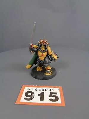 Warhammer 40,000 Space Marines Primaris Captain Gravis Armour 915