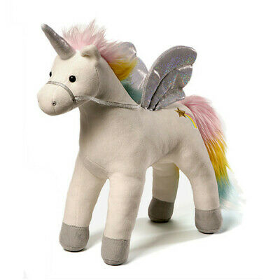 Light Up Wings and Sparkling Sounds Gund My Magical Light & Sound Unicorn