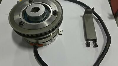 Kebco 8.03.822, 90 Volt DC Clutch with Removable Drive Pulley and Stop Tang