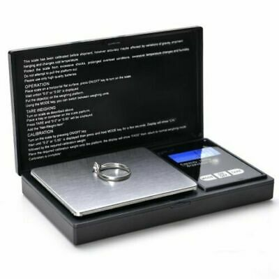 Pocket 1000g x 0.1g Digital Jewelry Gold Coin Gram Balance Weight Precise Scale