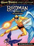Birdman & The Galaxy Trio: The Complete Series Original Hanna Barbera Dvd New!