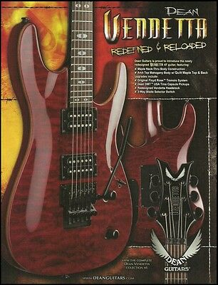 Dean Vendetta Wiring Diagram - Wiring Diagrams on