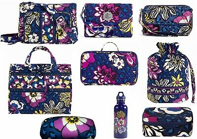 Nwt Vera Bradley African Violet  Collection - Choose One Or More -Free Ship