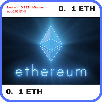 Easy Cryptocurrency/Ethereum Mining Contract 0.1 ( .1 ) ETH