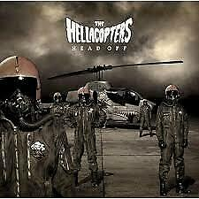 """CD THE HELLACOPTERS """"HEAD OFF"""".New and sealed"""