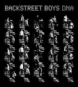 "CD BACKSTREET BOYS ""DNA"".New and sealed"
