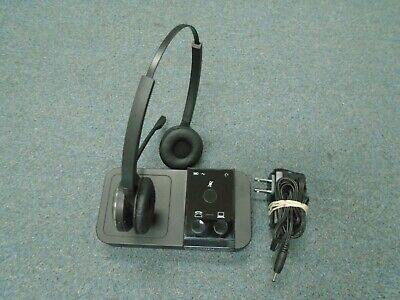 a62ca57cffc GN Netcom Jabra Pro 9400BS 9450 Wireless Binaural Headset 9450-65-707-105