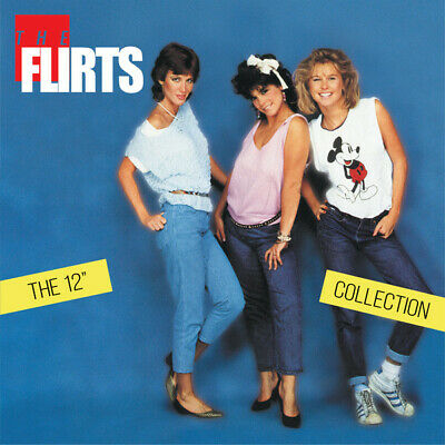"The Flirts ‎– The 12"" Collection CD"