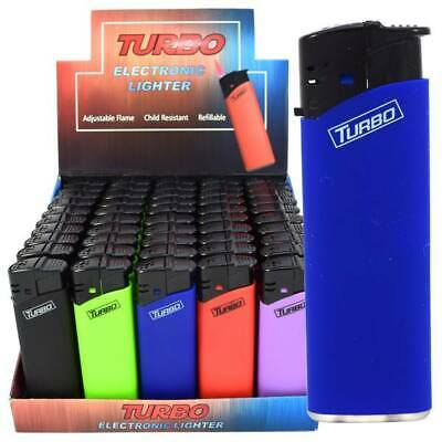 Turbo Lighter Electronic Torch Pack Of 5