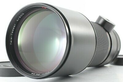 [MINT] Contax Carl Zeiss Tele-Tessar T* 300mm f/4 MMJ for C/Y from Japan #223