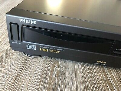 Philips AK601 Compact Disc CD Player.
