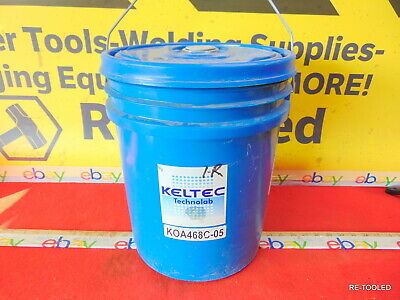 Keltec Koa468C-05 Kel Tec Technolab Air Compressor Oil 5 Gallon Pail