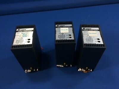M-System Kts-2A-F K-Unit Signal Conditioner Lot Of 3