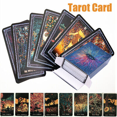 PRISMA VISIONS TAROT Deck with 79th card + Guidebook