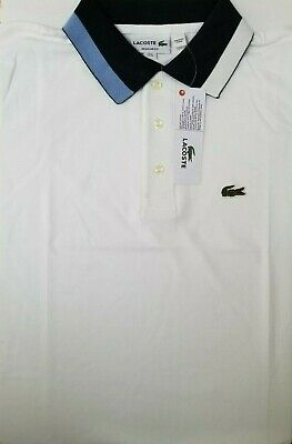 EXCLUSIVE Lacoste Men's Shirt Size 5 US Medium, Made in Peru, Designed in France