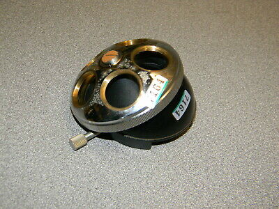 Zeiss 5 Position Nosepiece (Removed from a Zeiss Universal Microscope)