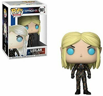 Funko Pop! Movies: Netflix Bright #561 Leilah Target Exclusive