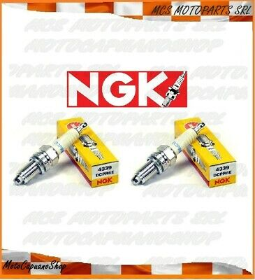 Kit 2 Candele Ngk Dcpr8E Originale Ducati Monster 600 1994-2001