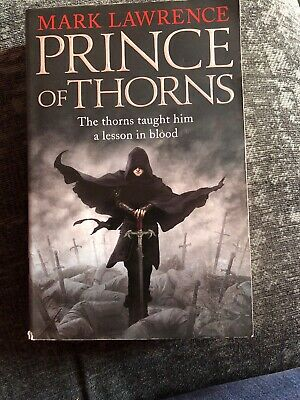Prince of Thorns (The Broken Empire, Book 1) by Mark Lawrence (Paperback, 2012)