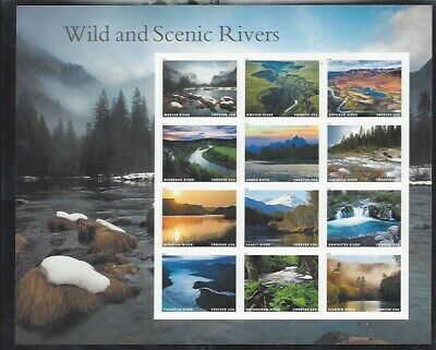 2019 Wild and Scenic Rivers Forever Sheet