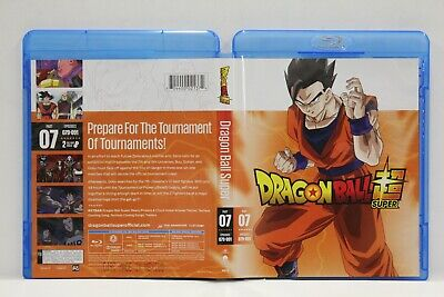 Dragon Ball Super Part 7 (Blu-Ray) FREE Shipping Episodes 079-091