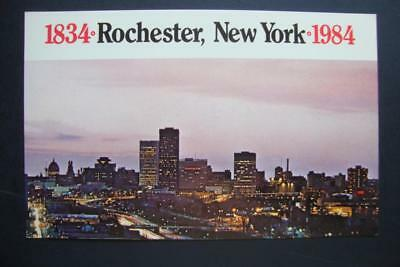 Rochester New York 1834-1984 ~ City Office Buildings ~ Hotels ~ Freeways ~ Shops